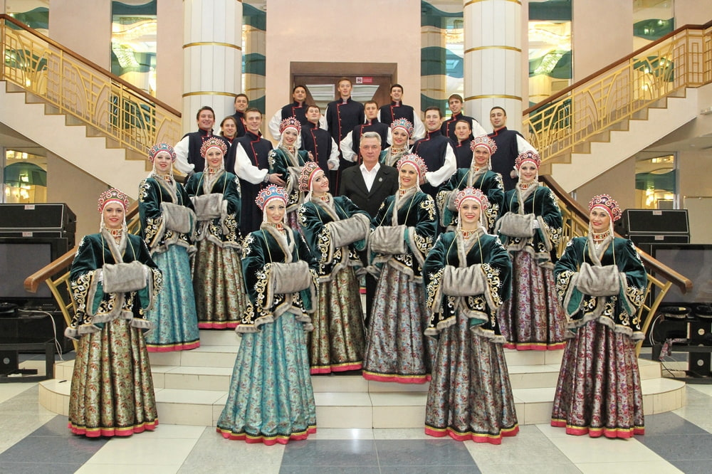 Губернаторский театр танца «Сибирский калейдоскоп»