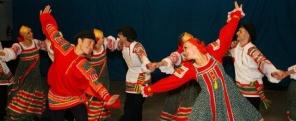 Губернаторский театр танца «Сибирский калейдоскоп». Концерт «Танцуем Русскую» для учащихся среднего и старшего школьного возраста