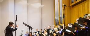 Концерт «Пасха Красная». Губернаторский камерный хор