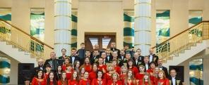 Оркестр русских народных инструментов. Закрытие концертного сезона