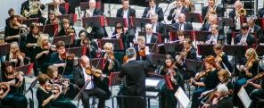 Губернаторский симфонический оркестр. Концерт «Здесь русский дух, здесь Русью пахнет»