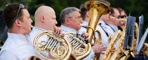 Губернаторский духовой оркестр. Концерт «Новые имена»