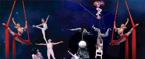 Китайское балетно-акробатическое шоу «Щелкунчик»