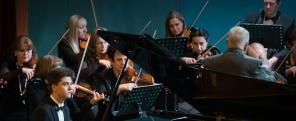 Вечер симфонической и фортепианной музыки. Солист - Ильдар Саубанов (Москва)