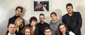 Спектакль «Мадам Бовари». Литературный театр «Слово»