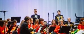 Концерт «Мне не забыть тебя!». Дмитрий Ганин и Оркестр русских народных инструментов
